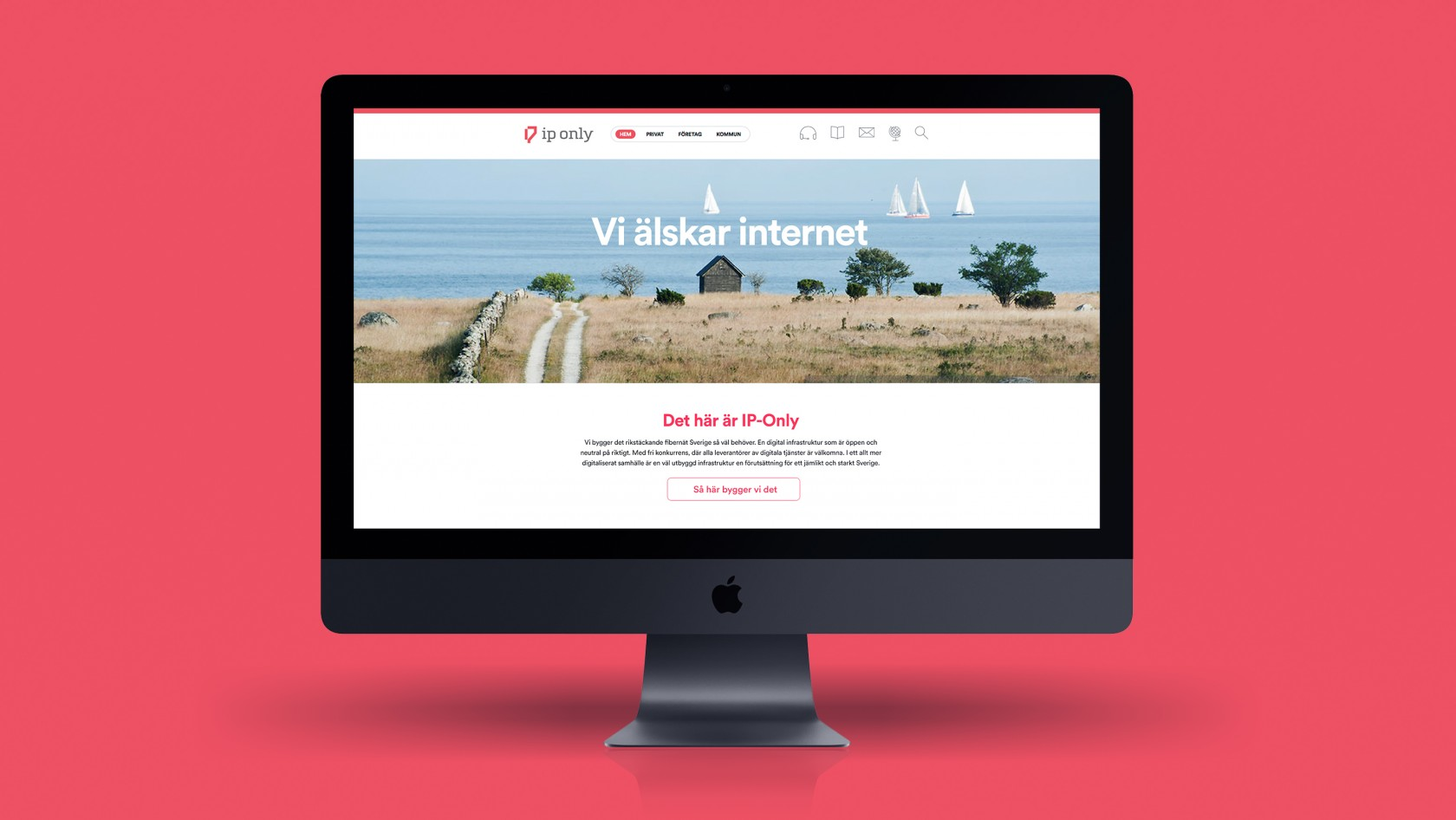svenskakyrkan.se, prisvinnande design från Phosworks 3