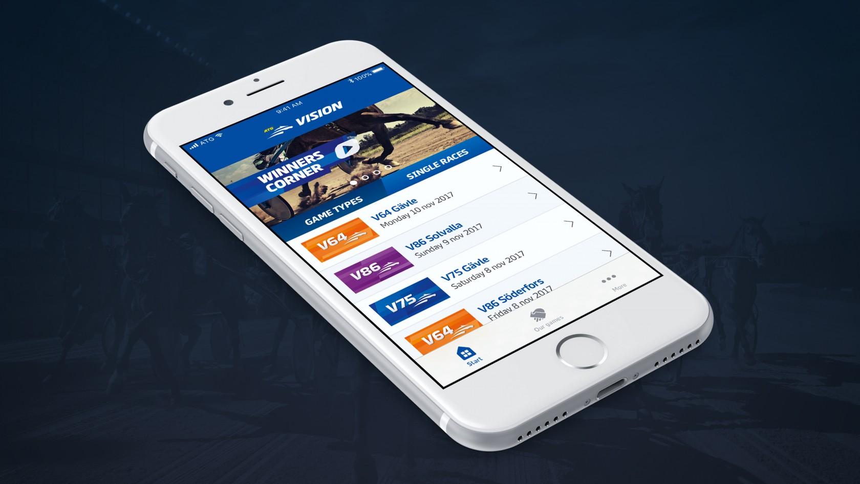 ATG app