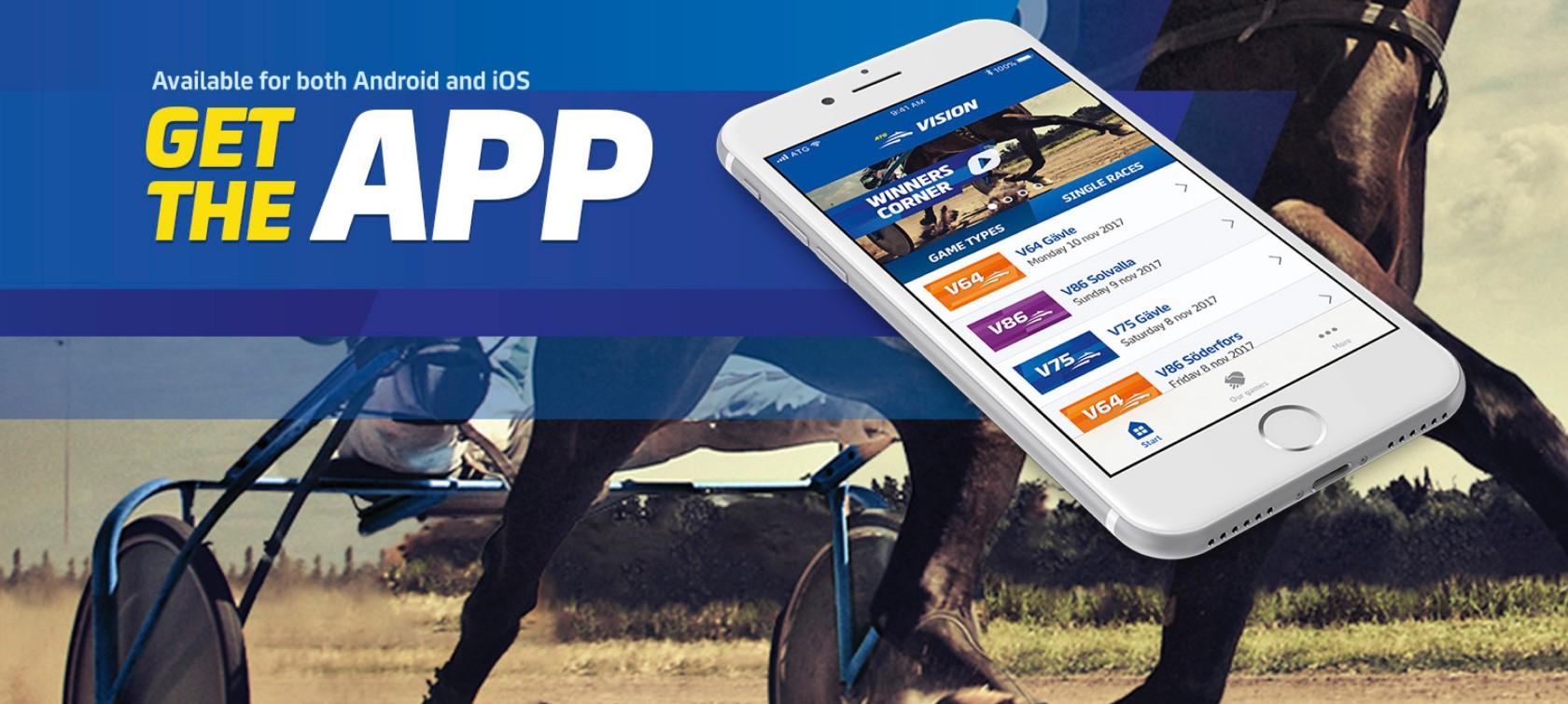 Atg app av Phosworks 2